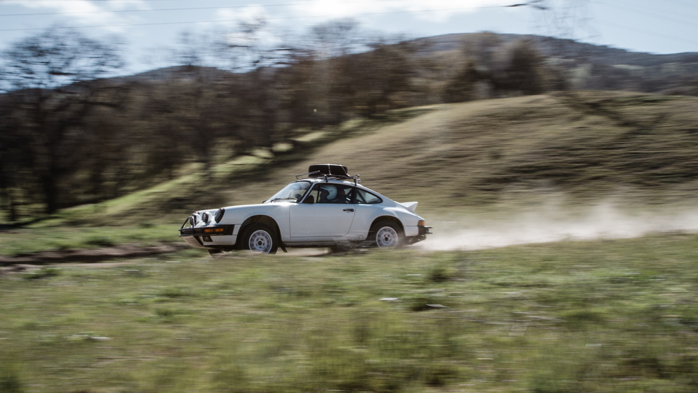 Patrick Long S Ultra Cool Porsche 911 Rally Car Headed To Auction