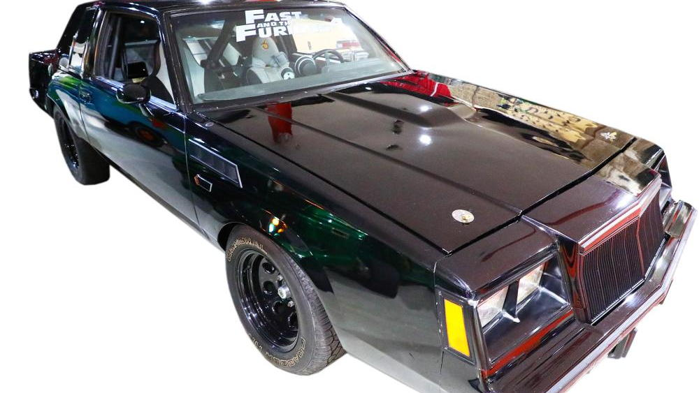 Fast and Furious Buick GNX