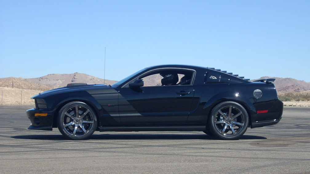 2009 saleen ford mustang dark horse 003
