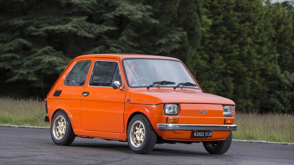 1983 Fiat 126 Abarth