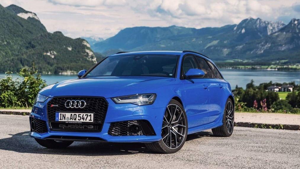2018 Audi RS6 Avant Nogaro Edition