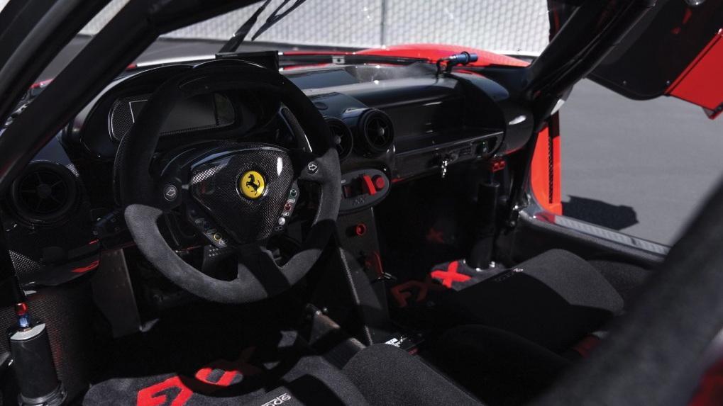 2006 Ferrari FXX Photo: RM Sotheby's