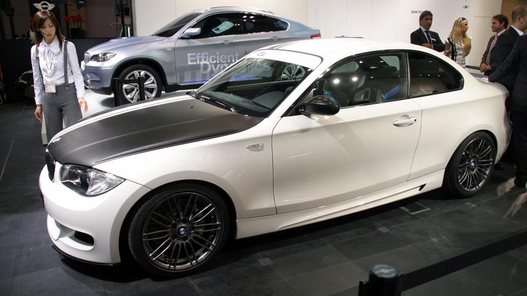 2007 BMW 1-Series tii Concept