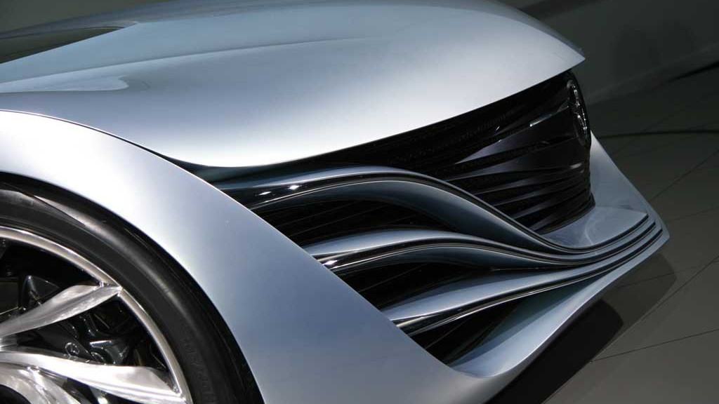 2007 Mazda Taiki Concept
