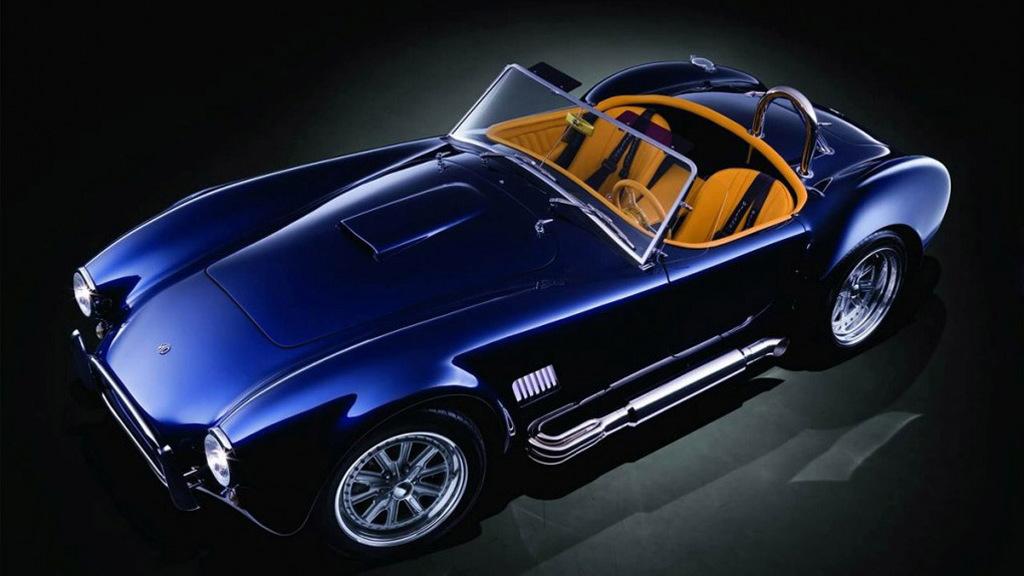 AC Cobra MkIV Roadster