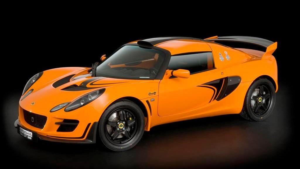 2010 Lotus Exige Cup 260