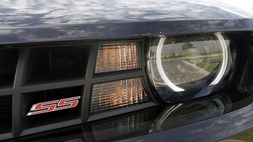 GeigerCars Chevrolet Camaro SS Compressor