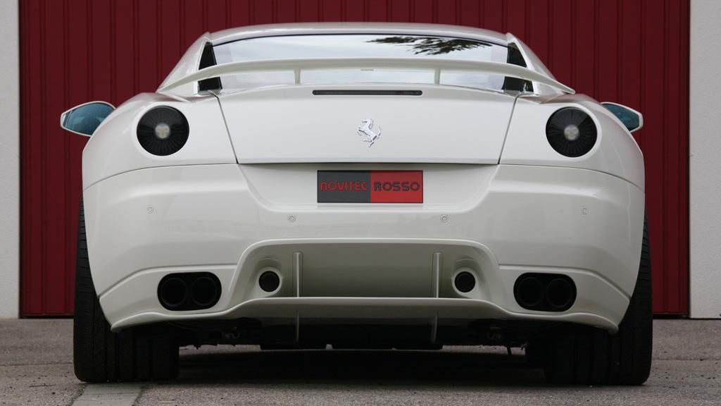 Novitec Rosso Ferrari 599 GTB Fiorano Stage 3 Kit