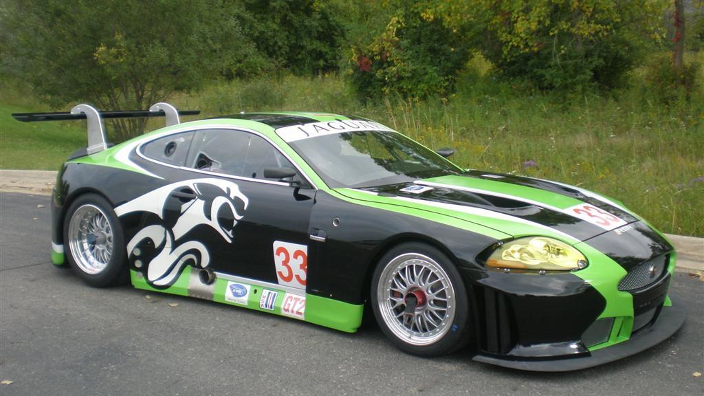 RSR Jaguar XKR GT2