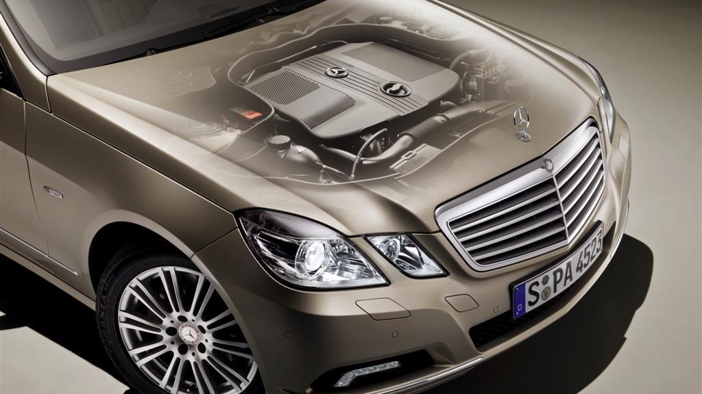 2010 Mercedes-Benz E-Class Estate