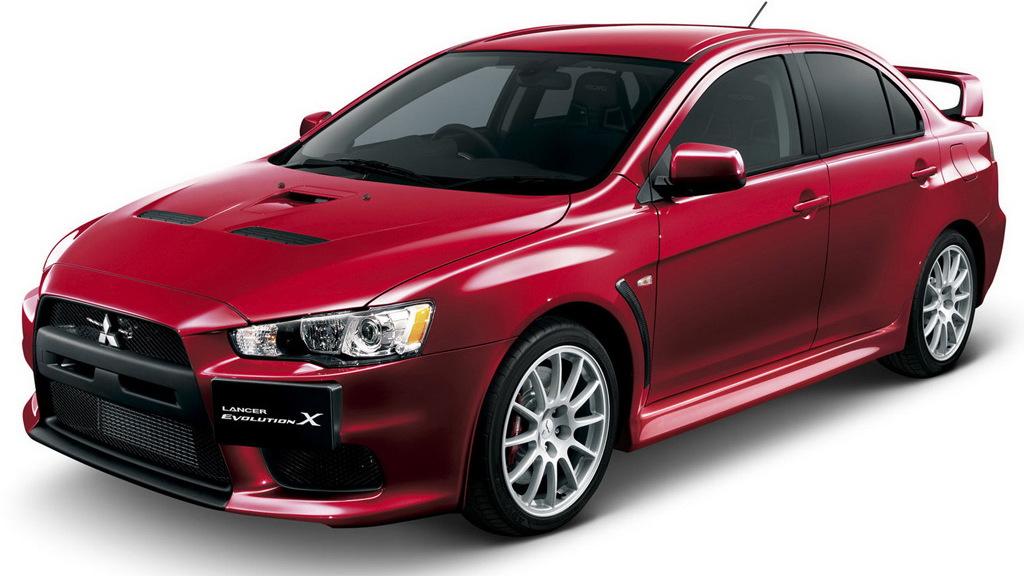 2010 Mitsubishi Lancer Evolution X JDM