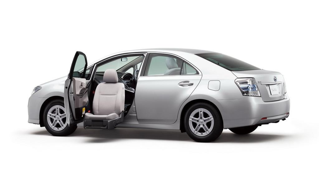 2010 Toyota Sai Hybrid