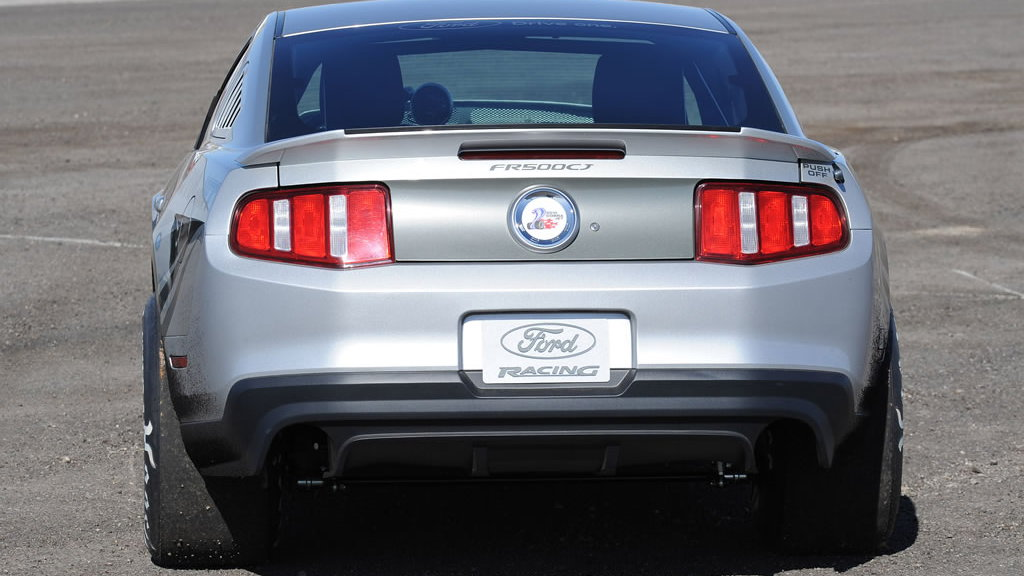 2010 Cobra Jet Mustang