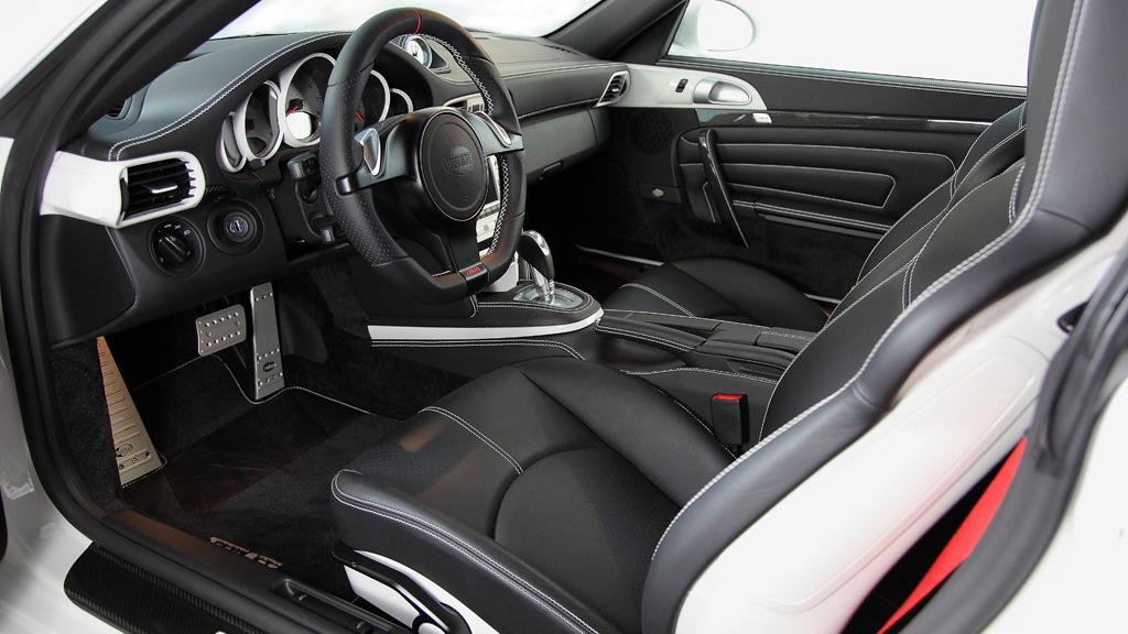 Techart 997 Porsche 911 Carrera S