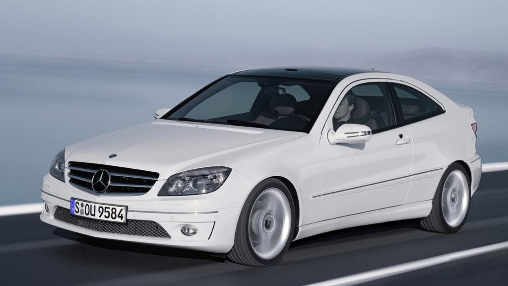 2009 Mercedes-Benz CLC