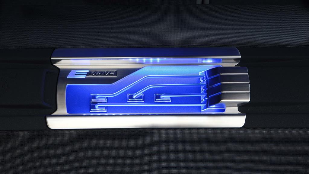 2009 BMW Concept ActiveE