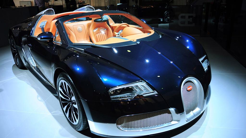 Bugatti Veyron Middle East Edition