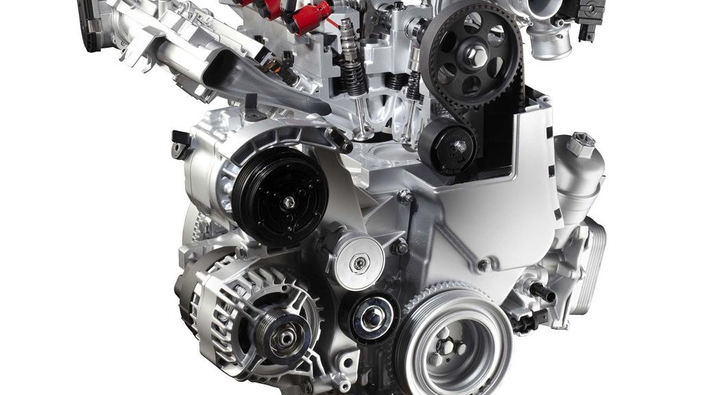 Fiat Multiair 1.4-liter engine