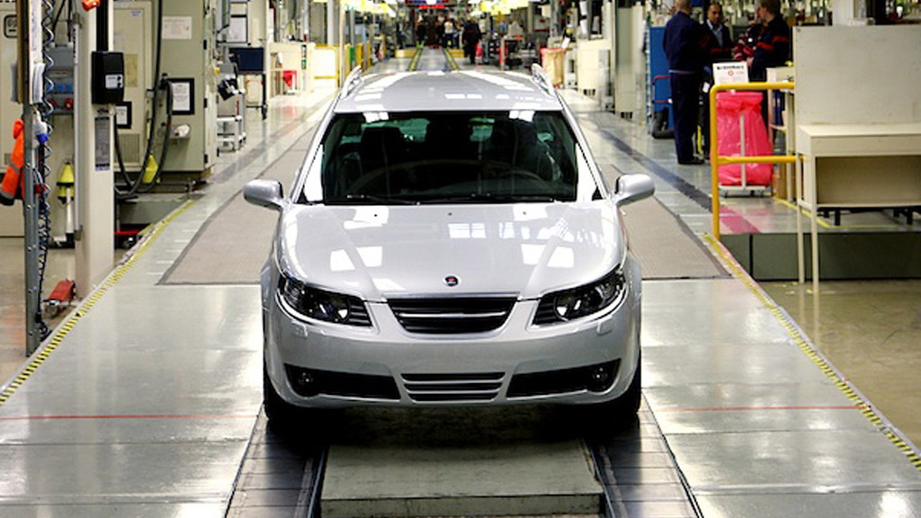 2009 Saab 9-5 SportKombi