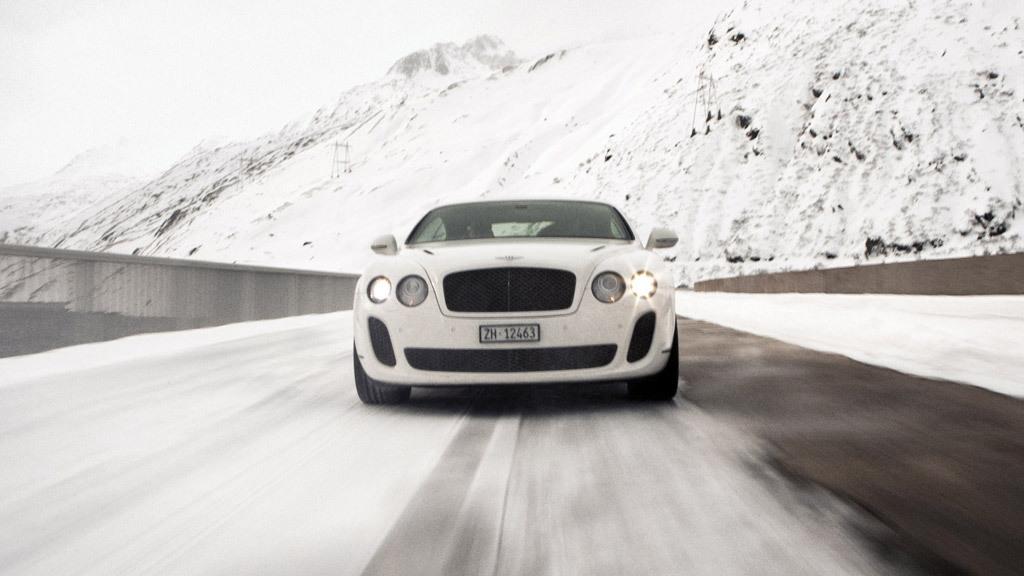 Zai for Bentley ski set