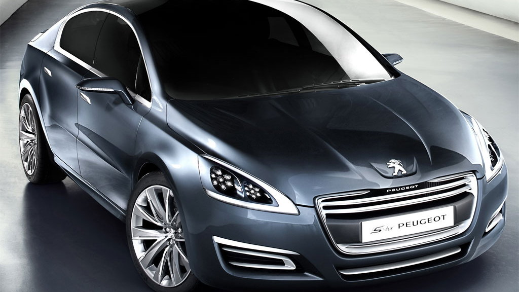2010 5 By Peugeot Concept