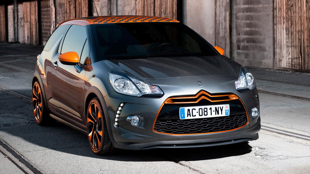 2010 Citroen DS3 Racing