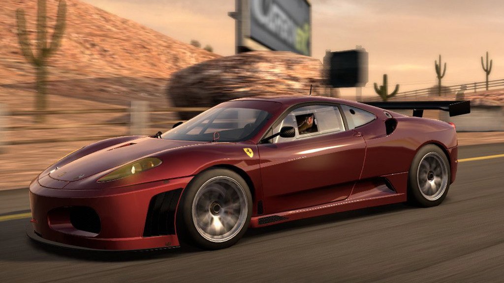Need For Speed: Shift Ferrari