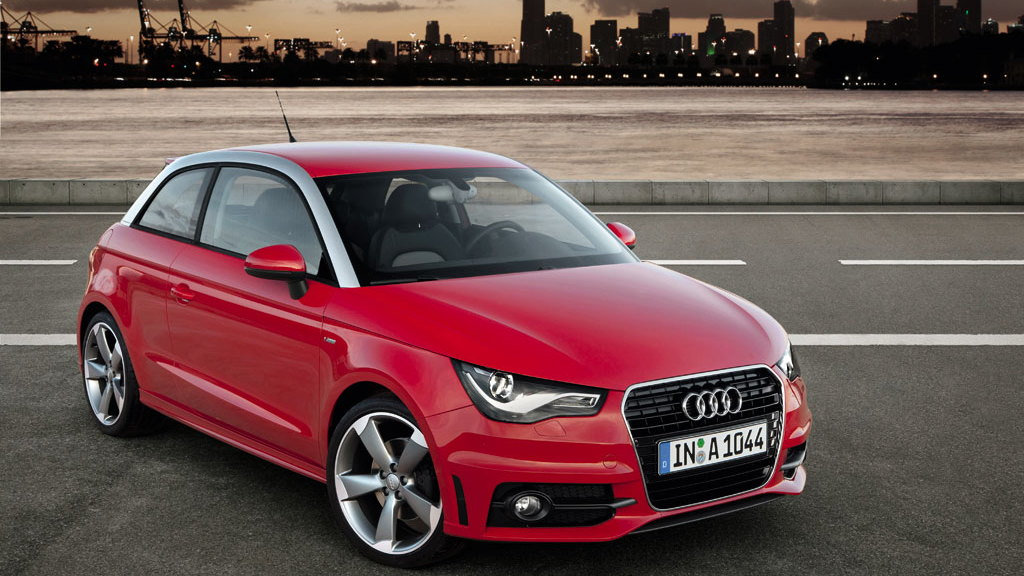 2011 Audi A1 S-Line