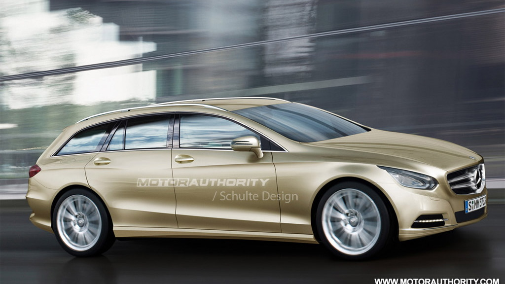 2015 Mercedes-Benz C-Class Estate rendering