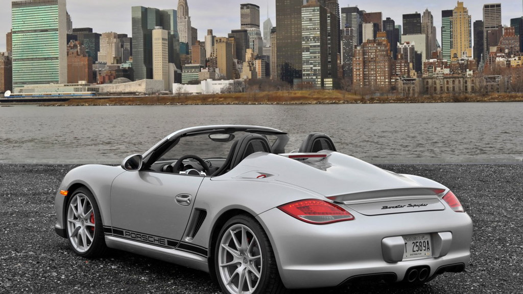 Porsche celebrates 60 years in the U.S.