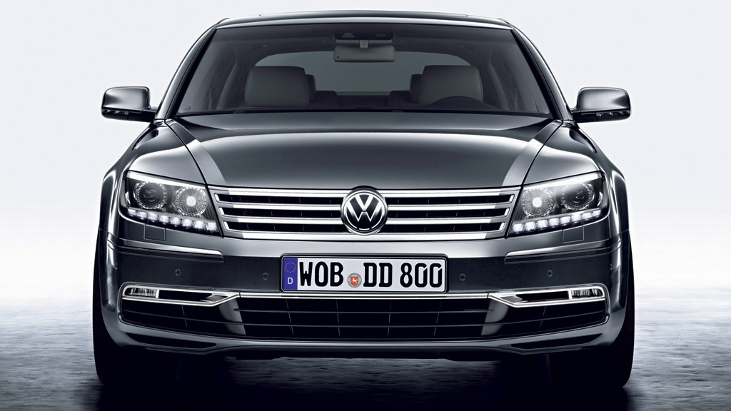 2011 Volkswagen Phaeton