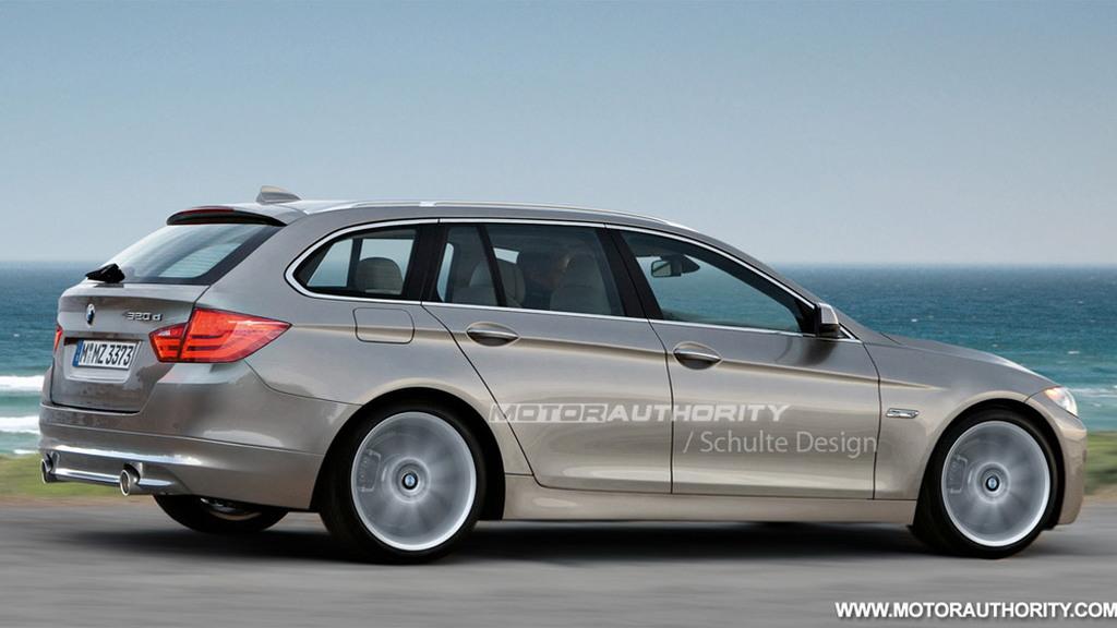 2013 BMW 3-Series rendereing