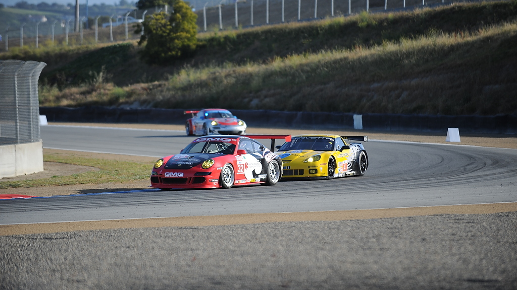 2010 American Le Mans Series at Mazda Raceway Laguna Seca -- Thursday testing. Photos by Joe Nuxoll.