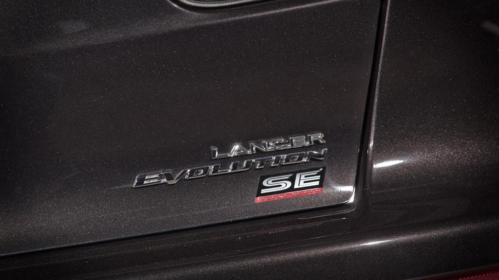 2011 Mitsubishi Lancer Evolution X SE