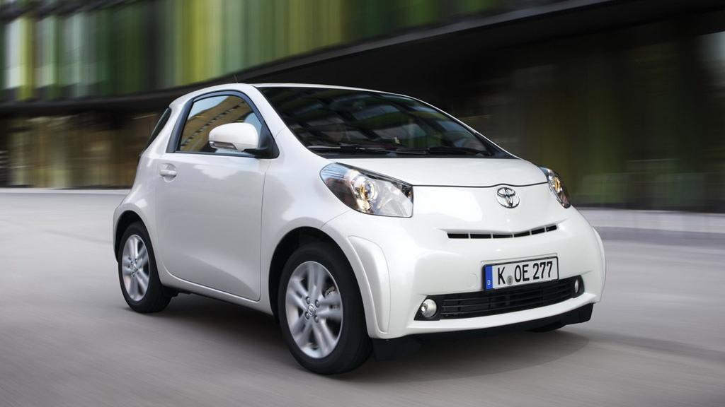 2011 Toyota iQ