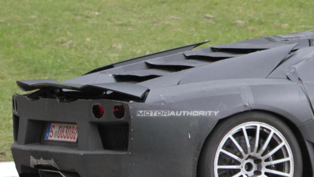 Full Carbon Fiber Construction For Lamborghini Aventador Lp 700 4
