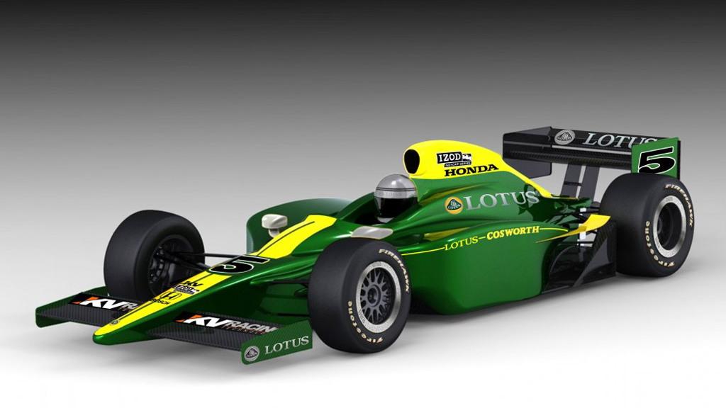 Lotus Cosworth IndyCar