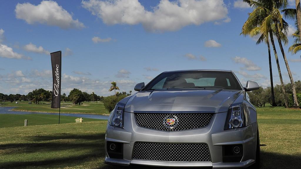 Cadillac sponsors the PGA Tour