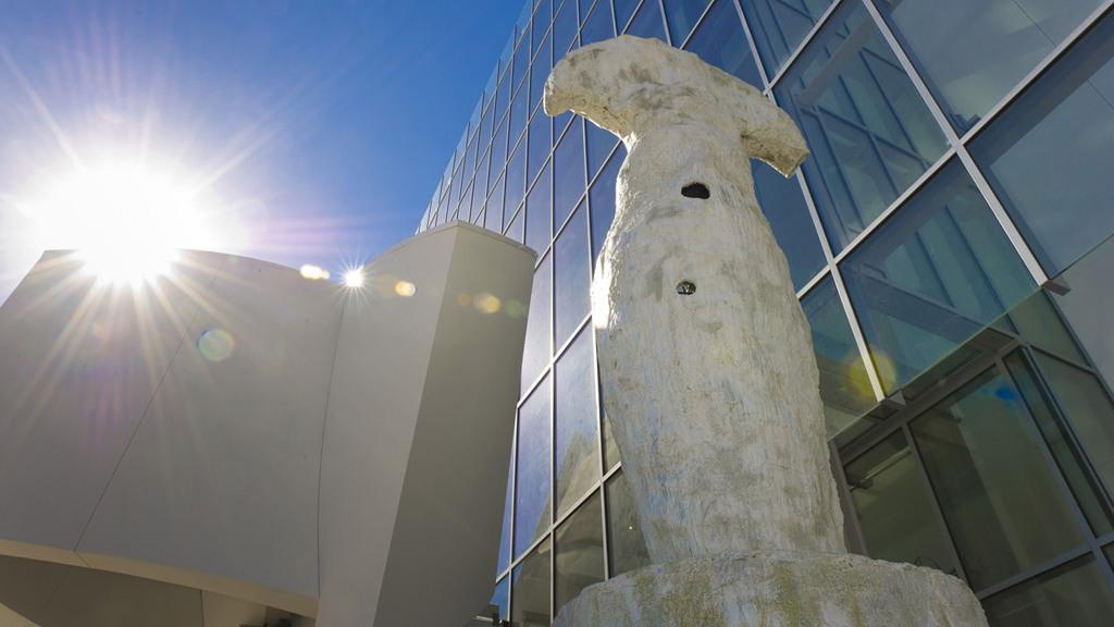 Maybach presents Queequeq sculpture by Julian Schnabel