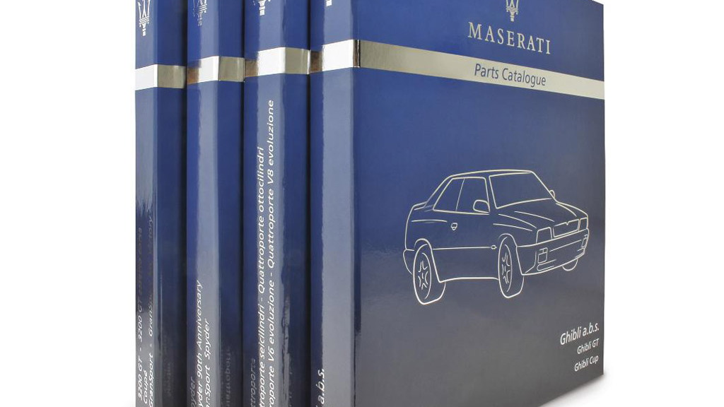 Maserati Classiche: the ultimate Maserati resource