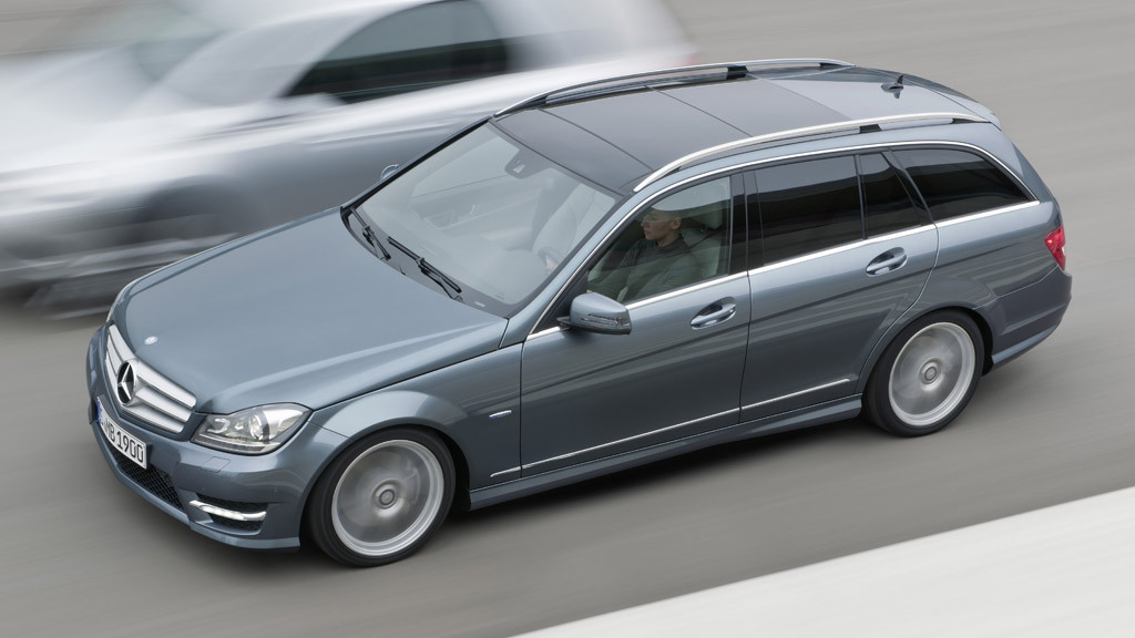 2012 Mercedes-Benz C-Class Estate