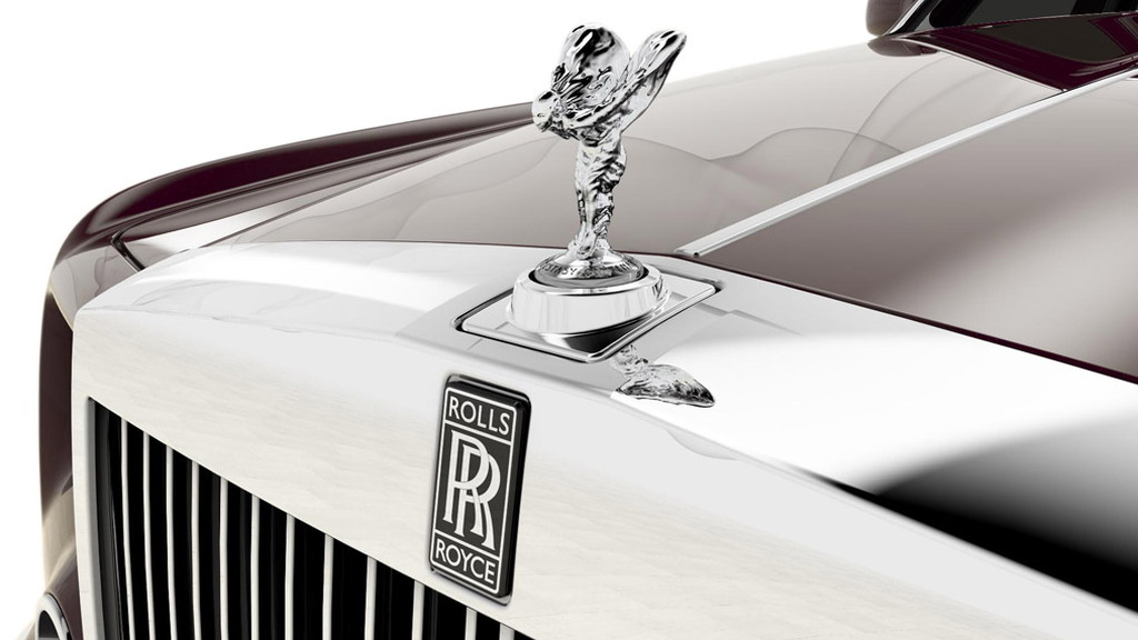 Rolls-Royce Spirit Of Ecstasy Centenary Collection Phantom