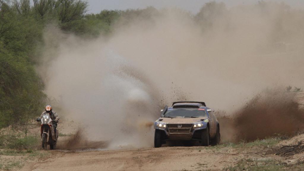 Volkswagen wins 2011 Dakar Rally