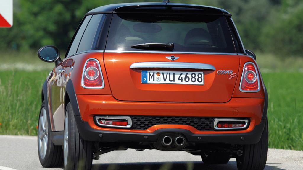 2011 MINI Cooper SD