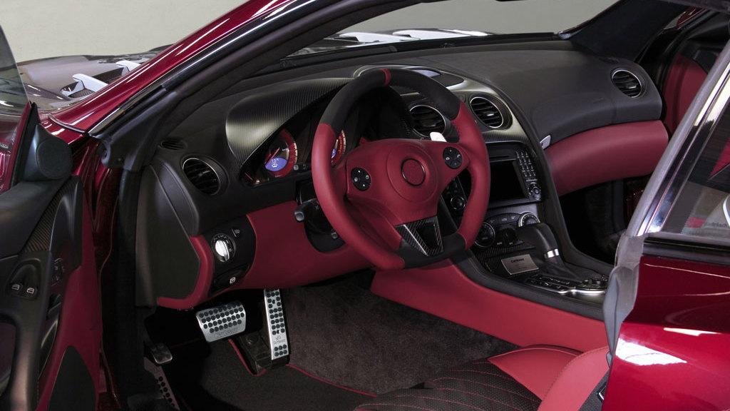 Carlsson C25 Royale based on the Mercedes-Benz SL65 AMG