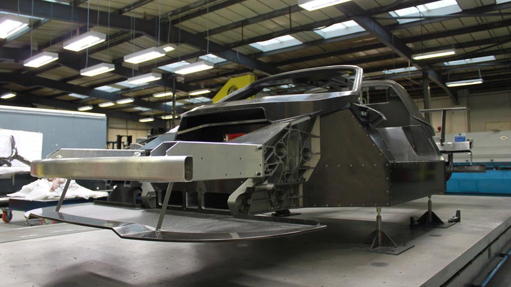 De Macross GT1 prototype