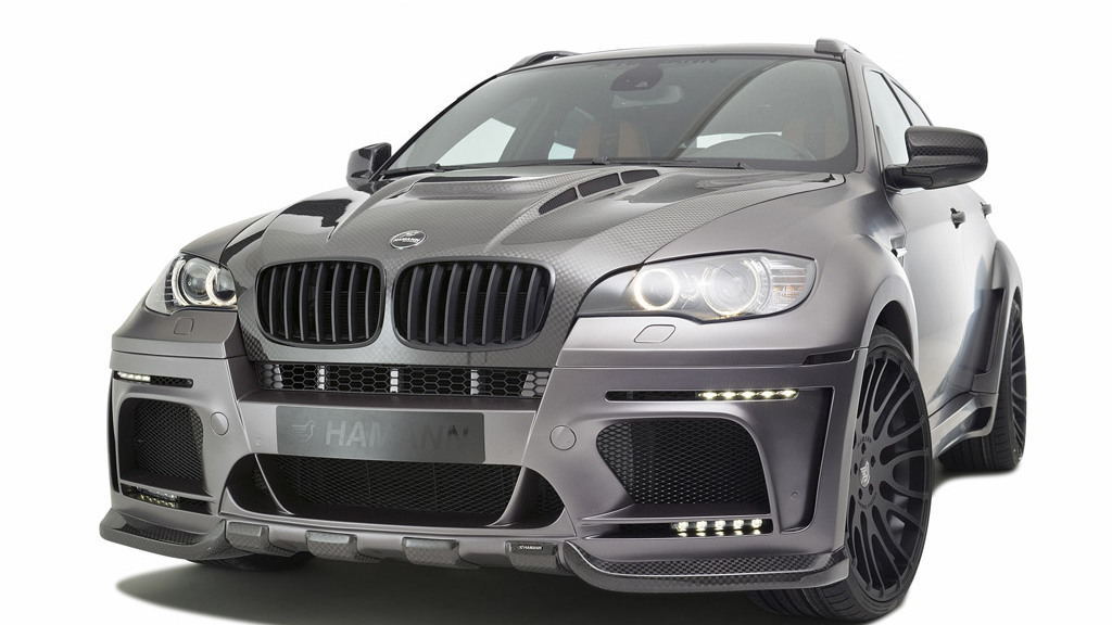 Hamann BMW X6 Tycoon Evo M package