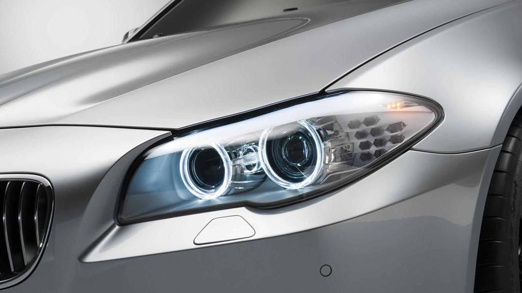 BMW Concept M5 (a.k.a. 2012 BMW M5)