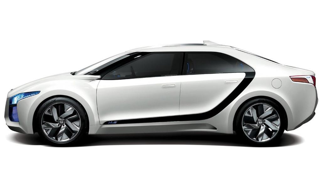 2011 Hyundai Blue2 Concept
