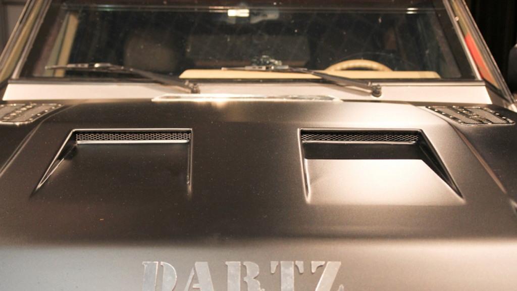 Dartz Prombron Iron.Diamond (L4P Ladies Only) SUV